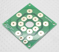 Hobbyking Multi-Rotor Power Distribution Board (DIY 8 x Ausgang PCB)