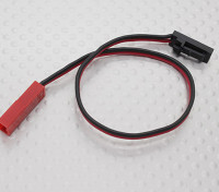 JST 2pin zu Molex 2,54 Lade- / Batteriestecker / Adapter