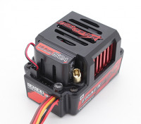 Track 150A GenII 1/8-Skala Sensored Brushless Car ESC - (PC programmierbar)