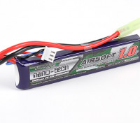 Turnigy Nano-Tech-1000mAh 2S 20 ~ 40C Lipo AIRSOFT-Pack
