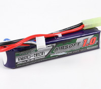 Turnigy Nano-Tech-1000mAh 3S 20-40C Lipo AIRSOFT-Pack