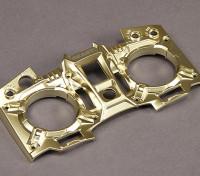 Turnigy 9XR Transmitter spezifischen Frontplatte - Gold