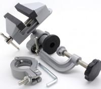 Heavy Duty Universal Table Schraubstock mit Drill Clamp