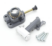 Cox 0,049 Gas-Konvertierung für Tanked Motoren