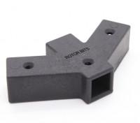 RotorBits 60-Grad-Y-Stecker 2-seitig (Schwarz)