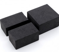 """Shorty"" Battery Pack Foam Block Set für 1/10 PKW / LKW / Buggy"
