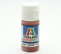 Italeri Acrylfarbe - Flache Leder