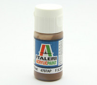Italeri Acrylfarbe - Flat Earth Red