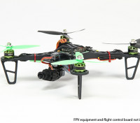 Hobbyking Spec FPV250 V2 Quadrocopter ARF Combo Kit - Mini Sized FPV Multi-Rotor (ARF)