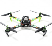 Turnigy SK450 Quadrocopter von Multistar Powered. Ein Plug-and-Fly Quadcopter Set (PNF)