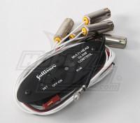 Sullivan Multi-Zylinder Onboard Glow-Treiber (5 Zylindermotoren)