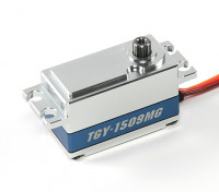 Turnigy ™ TGY-1509MG HV / BB / DS / MG Car Servo 12.8kg / 0.07sec / 55g