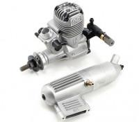 OS Max 15LA Zweitakt Glow Motor