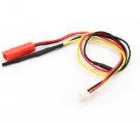 Flight Pack Spannung und Temperatursensor für OrangeRx Telemetriesystem.