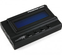 Aerostar Advance-LCD-Programmierkarte