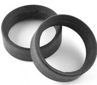 Team Sorex 24mm Molded Reifeneinsätze Typ-A Firm (2 Stück)