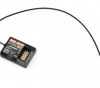 Sanwa / Airtronics RX-472 2,4 GHz 4-Kanal FH4T Super-Response-Empfänger w / Sanwa Synchronized Verbindung (SSL)