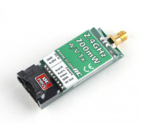 ImmersionRC 700mW 2,4GHz Audio / Video Sender (US Version)