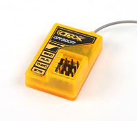 OrangeRx GR300R DSM / DSM2 Kompatibel 3ch 2.4Ghz Bodenempfänger