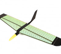 Hobbyking ™ Zulu Slope / Elektro-Flügel Composite-1400mm (ARF)
