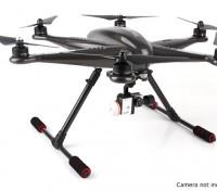 Walkera Tali H500 GPS Hexacopter mit 3-Achsen Gimbal und Batterie (PNF)