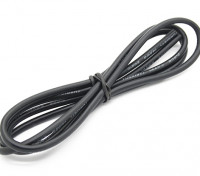 Turnigy Qualitäts-14AWG Silikonkabel 1m (schwarz)
