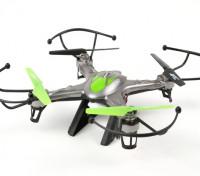 JJRC H9D 4CH 2.4GHz 6 Achse Quadcopter w / 2MP FPV Kamera und LCD-Schirm-RTF