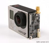 Turnigy Licht L250 5.8GHz 250mW FPV-Transmitter für GoPro 3/3 Plus