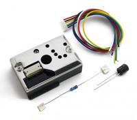 Sharp Schmutz / Staub-Sensor mit Line-Out für Kingduino