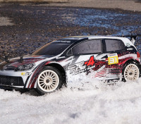 Basher RZ-4 1/10 Rally Racer V2 (Vormontierte Kit)