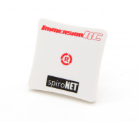 SpiroNet 8dBi RHCP Mini-Patch-Antenne