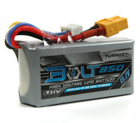 Turnigy Bolt 850mAh 4S 15.2V 65 ~ 130C High Voltage Lipo-Pack (LiHV)