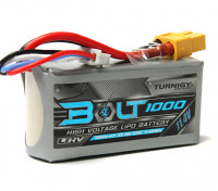 Turnigy Bolt 1000mAh 3S 11,4 V 65 ~ 130C High Voltage Lipo-Pack (LiHV)
