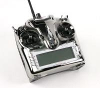JR XG11MV 11ch Modular-Transmitter mit TG2.4XP DMSS Modul & RG712BX Receiver (Mode 2)