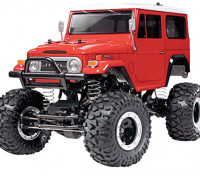 Tamiya Maßstab 1:10 Toyota Land Cruiser 40 (CR01) LKW-Kit 58405