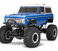 Tamiya Maßstab 1:10 Ford Bronco 1973 / CR01 Series Kit