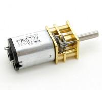 Brushed Motor 15mm 6V 20000KV w / 30: 1 Verhältnis Getriebe