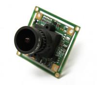 QUANUM 700TVL SONY 1/3 Kamera 2.1mm Objektiv (PAL)