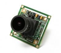 QUANUM 700TVL SONY 1/3 Kamera 2.1mm Objektiv (NTSC)
