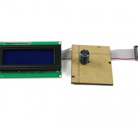 Print-Rite DIY 3D Drucker- LCD-Panel ohne Gehäuse