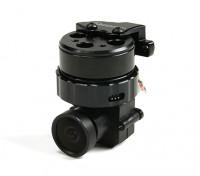Quanum Single Axis Gimbal mit Kamera