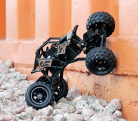 Basher Rocksta 24.01 4WS Mini Rock Crawler (Kit)