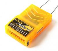 OrangeRx R920X V2 9Ch 2,4 GHz DSM2 / DSMX Comp Full Range Rx w / Sat, Div Ant, F / Safe & SBUS