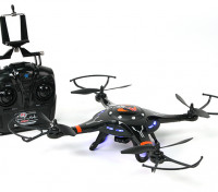 Cheerson CX-32W 2,4 GHz Quadcopter w / 2Mp HD-Kamera WiFi und Modus Schaltbare Transmitter RTF