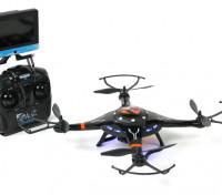 Cheerson CX-32S 2,4 GHz Quad w / 2Mp HD-Kamera FPV-Bildschirm und Modus Schaltbare Transmitter RTF
