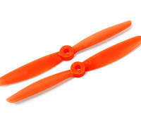 Hobbyking 5040 GFK / Nylon orange CW / CCW-Set