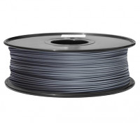Hobbyking 3D-Drucker Filament 1.75mm Metall-Verbund 0,5 kg Spule (Aluminium)