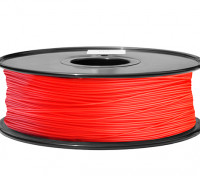 Hobbyking 3D-Drucker Filament 1.75mm PLA 1KG Spool (rot)
