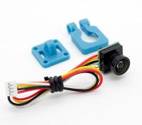 DIATONE 600TVL 120deg Miniatur-Kamera (blau)