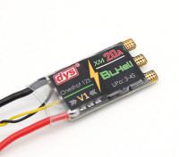 DYS XM20A 20A (3-4s) mini ESC für Hoch KV Motors (BLHeli mit OneShot)